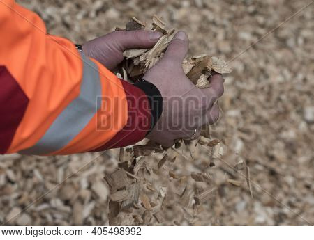 Wood Chips As Heating Fuel