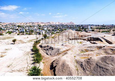 Jericho, Stadt der Palmen