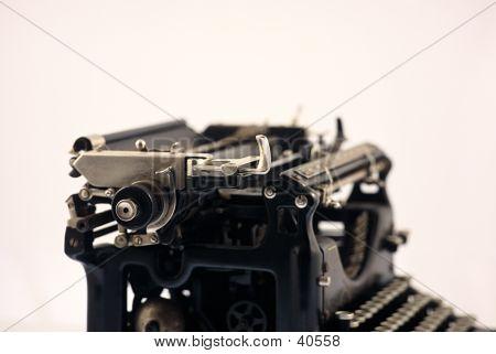 Old Typewritter