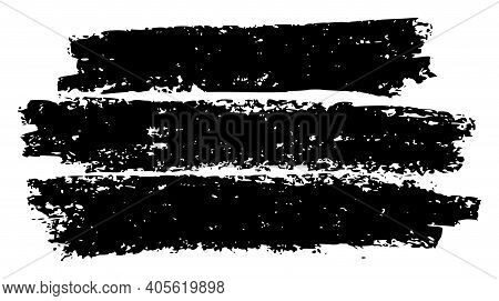 Charcoal Texture Template Chalk Illustration With Charcoal Effect. Vector Freehand Charcoal Texture