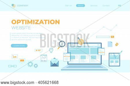 Website Optimization, Analysis, Content Writing, Keywording, Reporting, Design, Seo, Links Building.