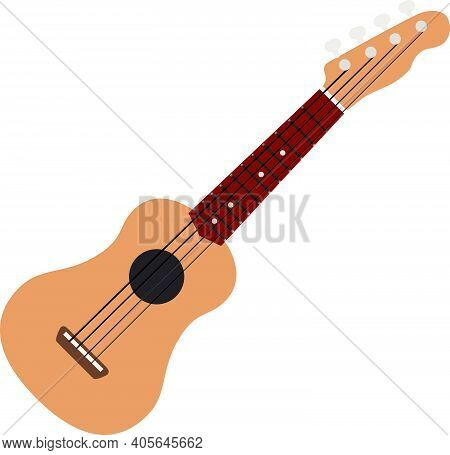 Concert Ukulele Four-string Plucked Musical Instrument, Used For Chord Accompaniment