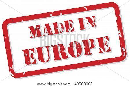 Europe Stamp