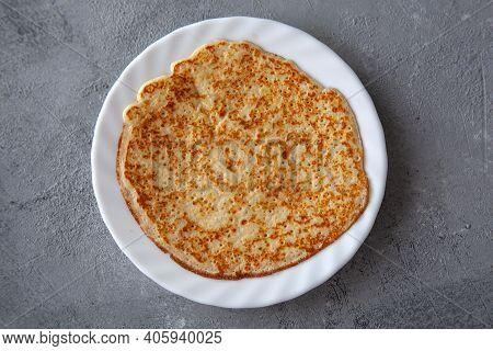 Carnival Shrove Thin Pancake Day