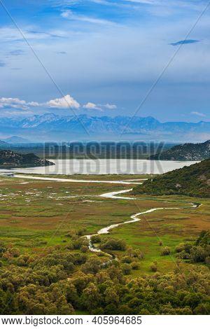 Skadar Lake - Montenegro - nature background