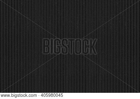New Black Galvanized Fence With Pattern Texture And Background Seamless