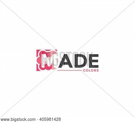 Made Colors Company Business Modern Name Concept
