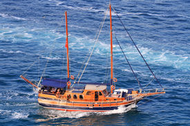 Bodrum Style Gulet Yacht