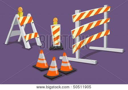 Traffic warnings
