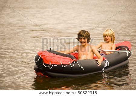 Rubber Boat