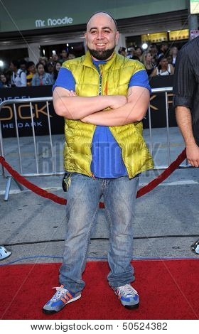 LOS ANGELES - AUG 28:  Duff Goldman arrives to