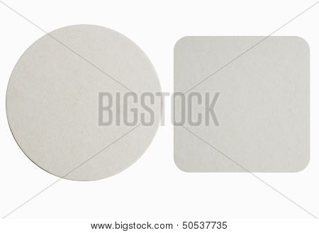 New Paper Coasters