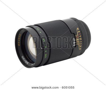 Telezoom Lense.