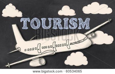 Tourism On Blackboard