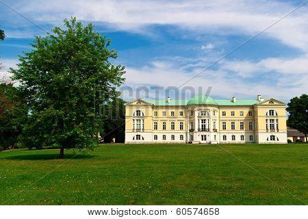 The Mezotne Palace