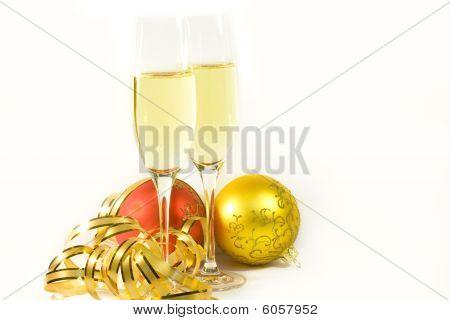 Festive flutes 2
