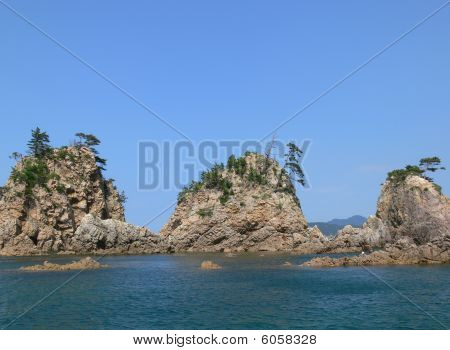 Cliffs Tottori