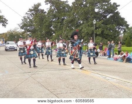 Baton Rouge Caledonian Pipes & Drums