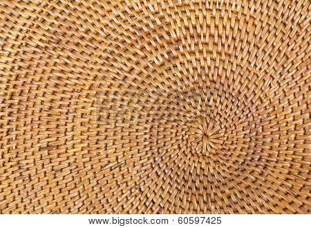Weave Pattern  Rattan Background