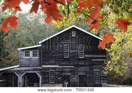 Freeman Mill in Atlanta, Georgia. poster