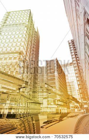 Data Transport In Future City