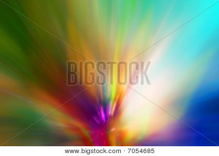 Abstract Colourful Lines Background