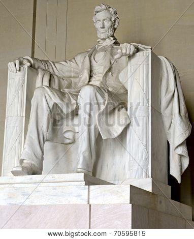 Lincoln Memorial,Washington DC, USA