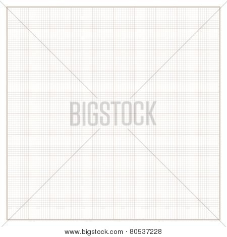 Vector Square Engineering Graph Paper