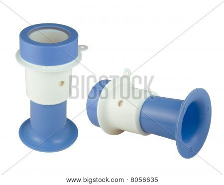 Plastic Air Horn