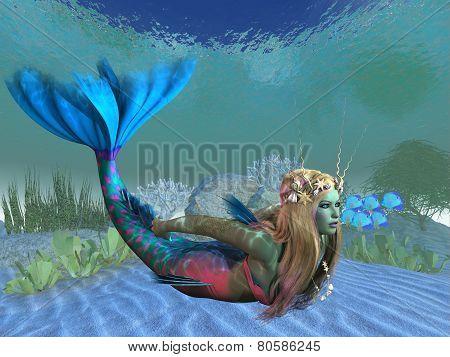 Undersea Mermaid