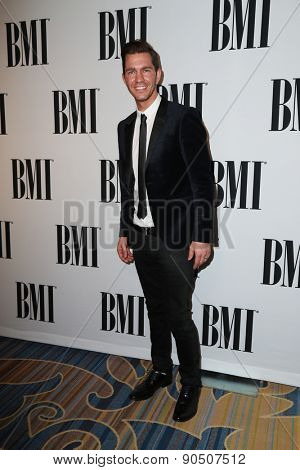 LOS ANGELES - MAY 12:  Andy Gramme at the BMI Pop Music Awards at the Beverly Wilshire Hotel on May 12, 2015 in Beverly Hills, CA