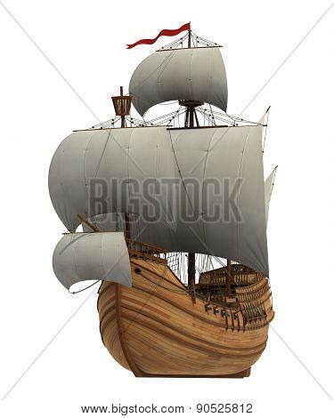 Old Caravel.