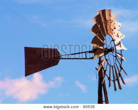 A Farmer's Windmill