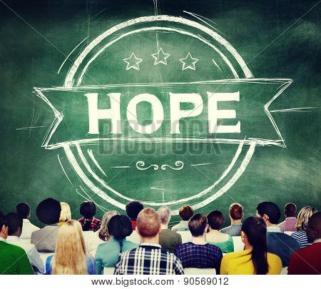 Hope Worship Prayer Spirituality Pray Concept