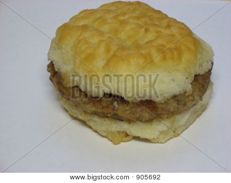 Sausage & Biscuit