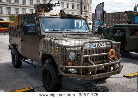 Polish Honker 2000 Skorpion 3 truck