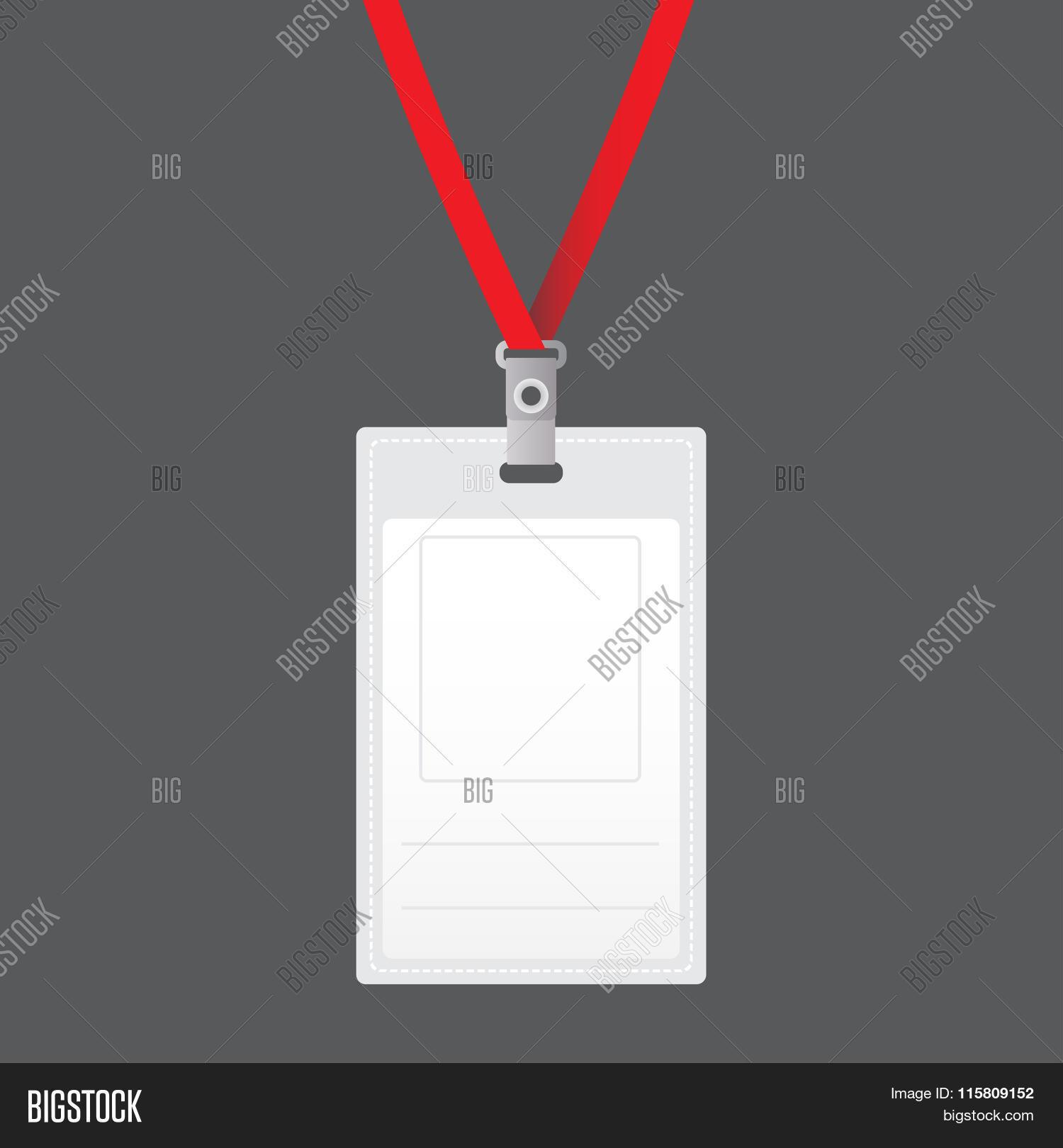 Blank Vector Vertical Vector & Photo (Free Trial) | Bigstock