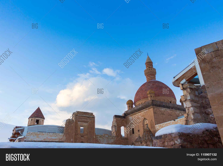 Ishak Pasha Palace Image & Photo (Free Trial) | Bigstock