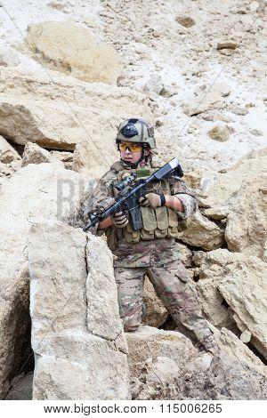 Female Navy SEAL
