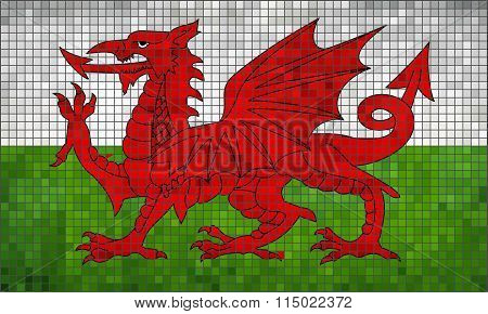 Flag Of Wales.eps