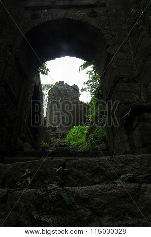 Indian Fort Bastion