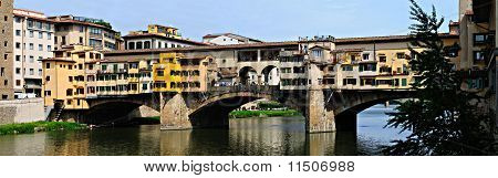 Ponte Vecchio Panorama