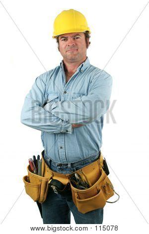 Tool Man - Serious