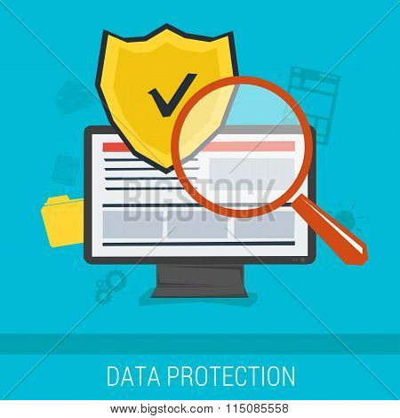 Data protection and safe work online
