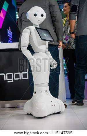2016 CESs Robot