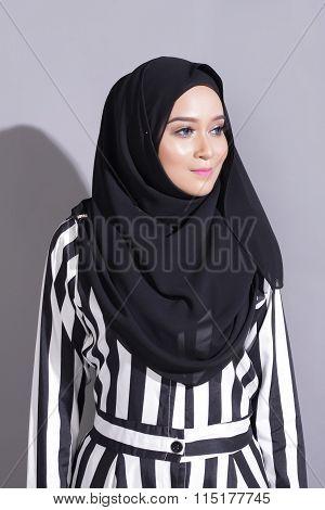 Asian Musliman Woman