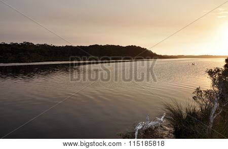 Frankland River: Walpole, Western Australia