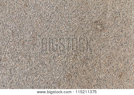Closeup Of The Old And Weathered Stone Floor