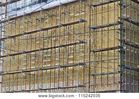 Insulation Of Facades
