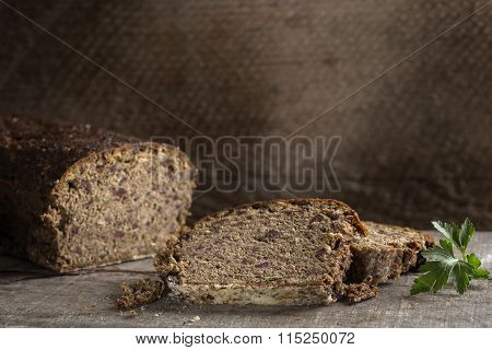 Cighir - Traditional Romanian Baked Roulade